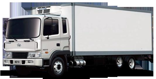 Hồ sơ thiết kế xe tải Hyundai HD 210 năm 2015