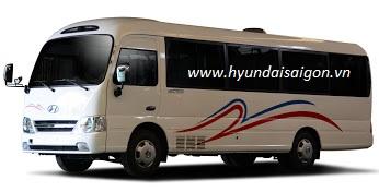 Xe Hyundai County 29 chổ