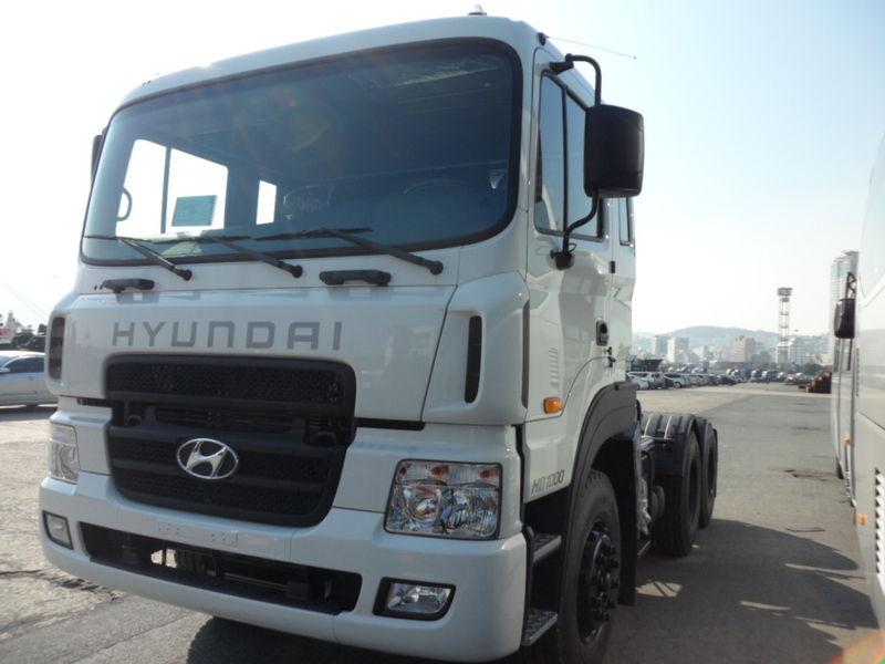 Đầu kéo Hyundai HD 1000