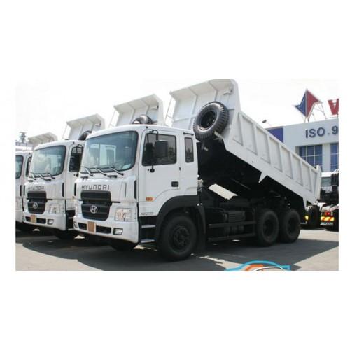 Xe tải Hyundai HD 270 Ben (380ps)
