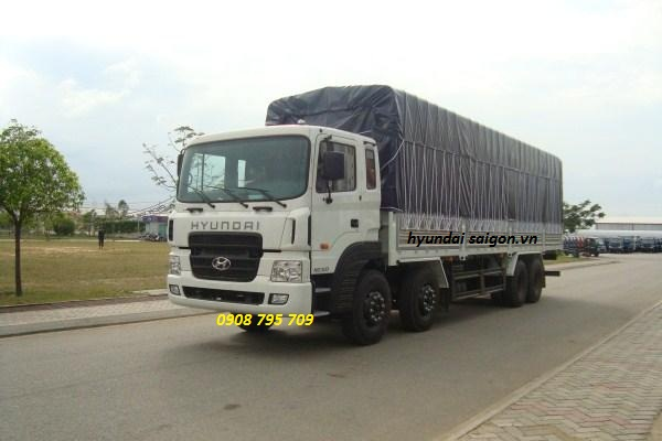 Xe tải Hyundai HD 320...