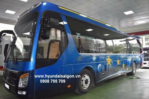 Xe 20 giường nằm Hyundai Unniverse Noble Limousine