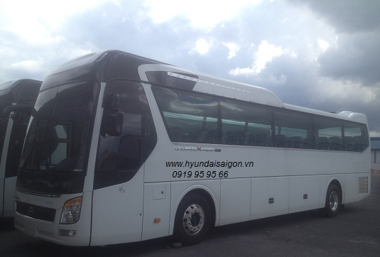 Xe 47 chổ Hyundai Universe Noble nhập khẩu nguyên...