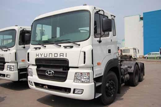 Xe Hyundai Đầu kéo đời 2016