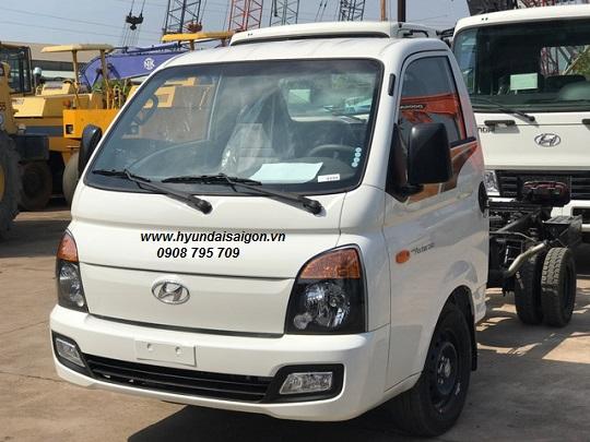 Xe tải 1500kg H150 Hyundai Thành Công lắp ráp