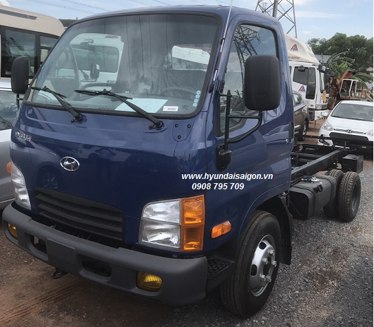 Xe tải 2,5 tấn Hyundai Thành Công New Mighty N250 sản xuất 2018