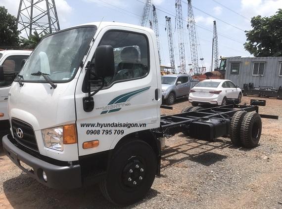 Xe Tải 7 tấn 110s New Mighty Hyundai Thành Công lắp ráp