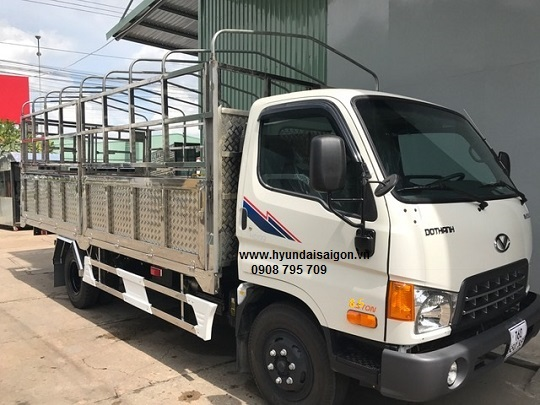 Xe tải 8,5 tấn Hyundai Mighty HD120s