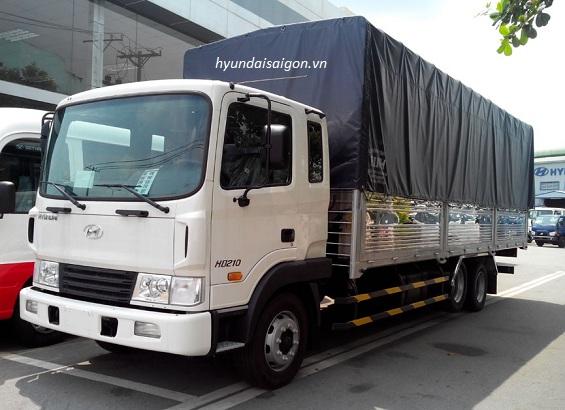 Xe tải Hyundai HD 210 ...